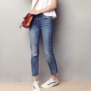 MADEWELL 'Alley Straight' Jeans